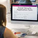Social Security Application Form Insurance