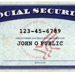 Replacement Social Security Number And Card