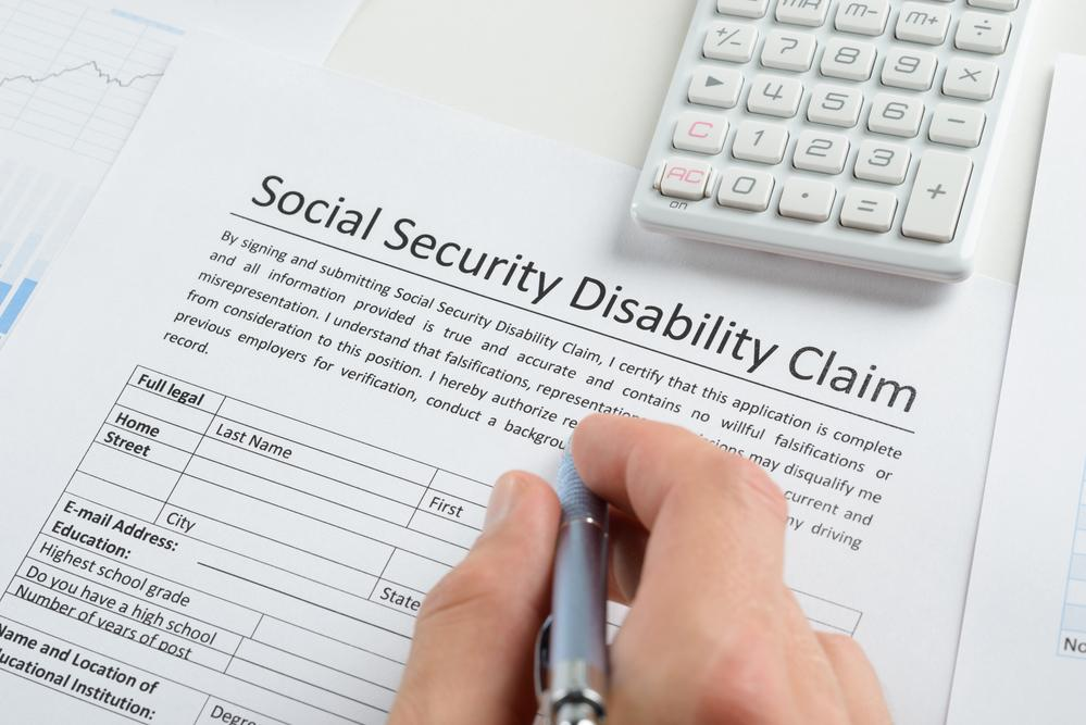 photograph regarding Social Security Disability Application Form Printable titled Information for Finishing Style SSA-16 - londoneligibilty