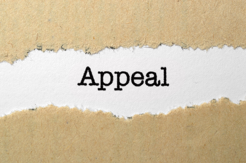 disability benefits appeal online